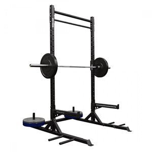 guillotine squat rack and pull-up bar combo