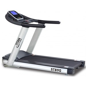 titan running machine st890