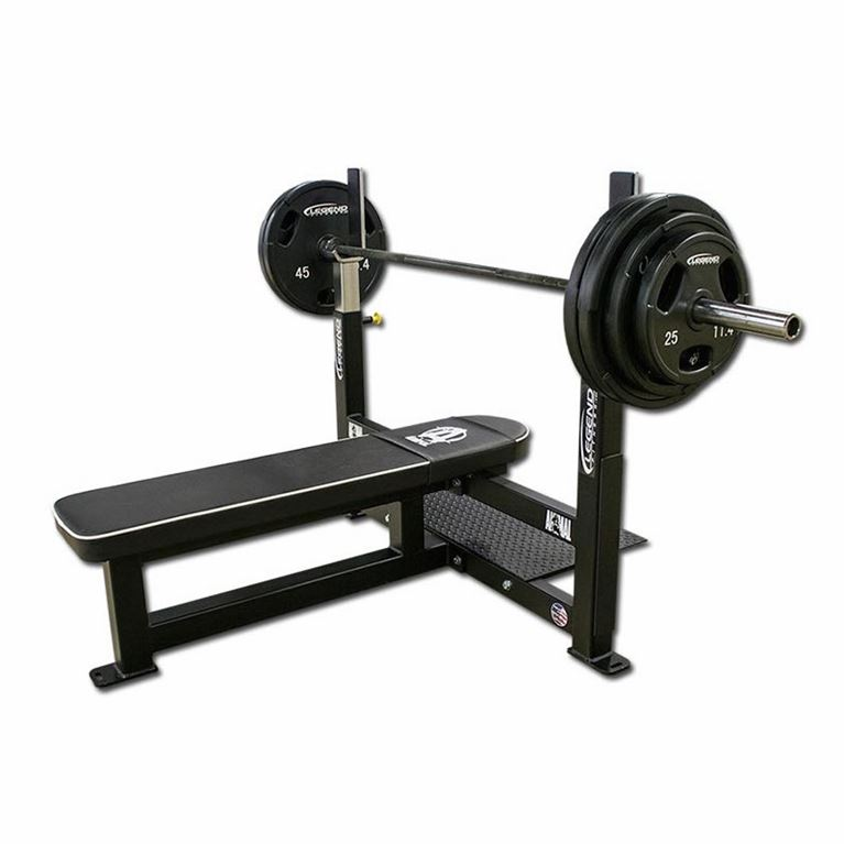 Competition Flat Bench Press Gym Supply