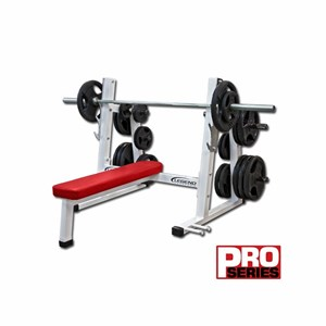 pro series olympic flat bench