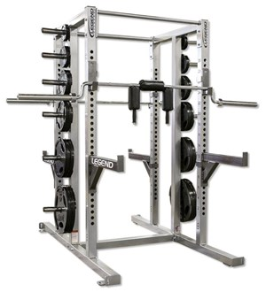 performance series double-sided half cage