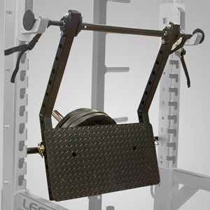 performance series stealth leg press