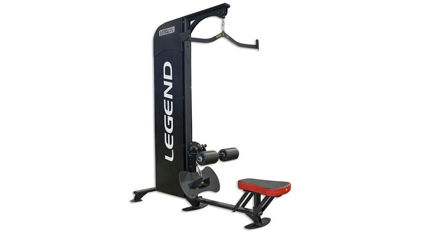 selectedge lat pulldown-low row combo